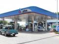 Nordthailand-Tour Tag 1 Tankstelle
