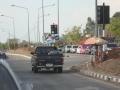 Nordthailand-Tour Tag 1 Landstraße