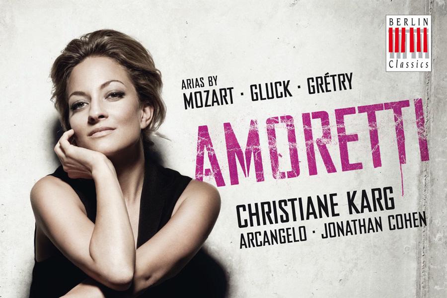 Christiane Karg: Amoretti