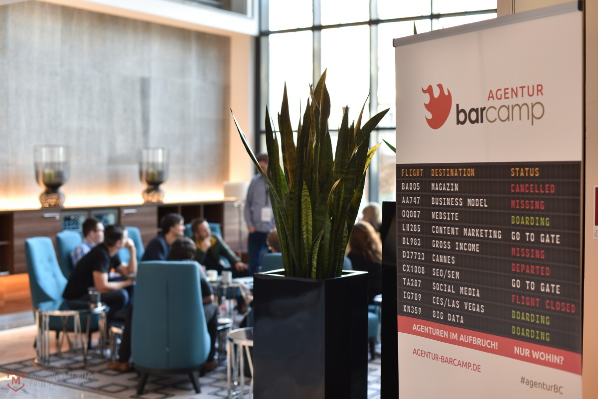 Agentur Barcamp 2016